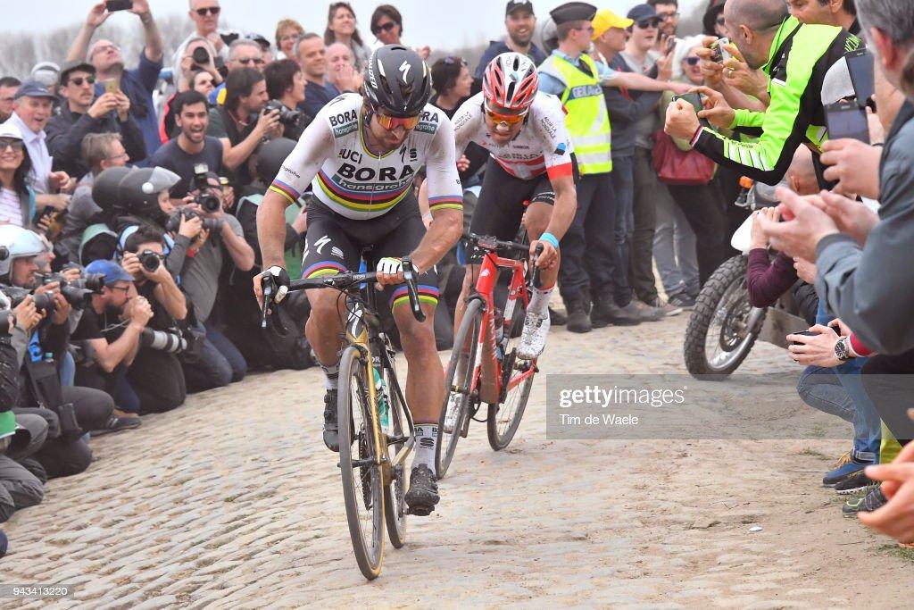 Cycling: 116th Paris to Roubaix 2018 : ニュース写真