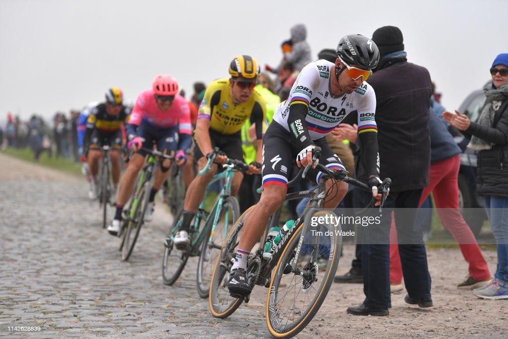 117th Paris-Roubaix 2019 : ニュース写真