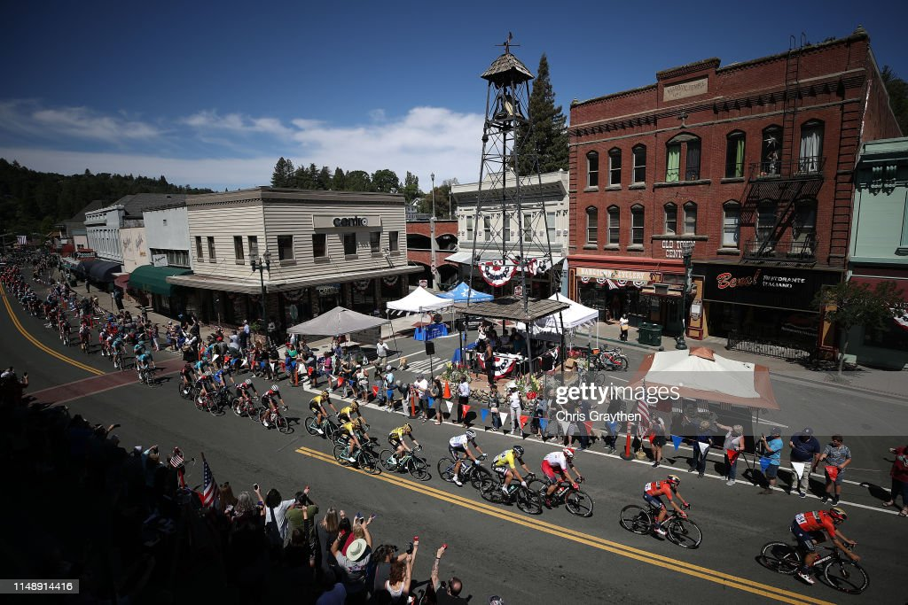 14th Amgen Tour of California 2019 - Stage 2 : News Photo