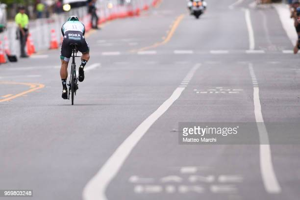 Peter Sagan of Slovakia and Team BoraHansgrohe rides during stage four of the 13th Amgen Tour of California 2018 San Jose / Morgan Hill a 347 km...