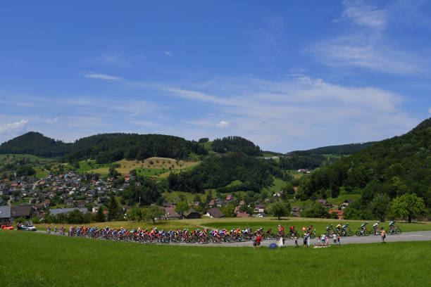 CHE: 83rd Tour of Switzerland  - Stage 5