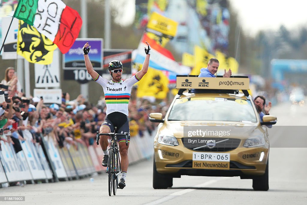 100th Tour of Flanders : ニュース写真