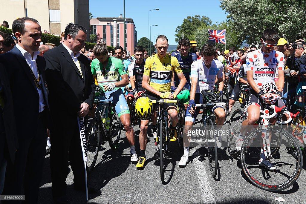 Le Tour de France 2016 - Stage Fourteen : ニュース写真
