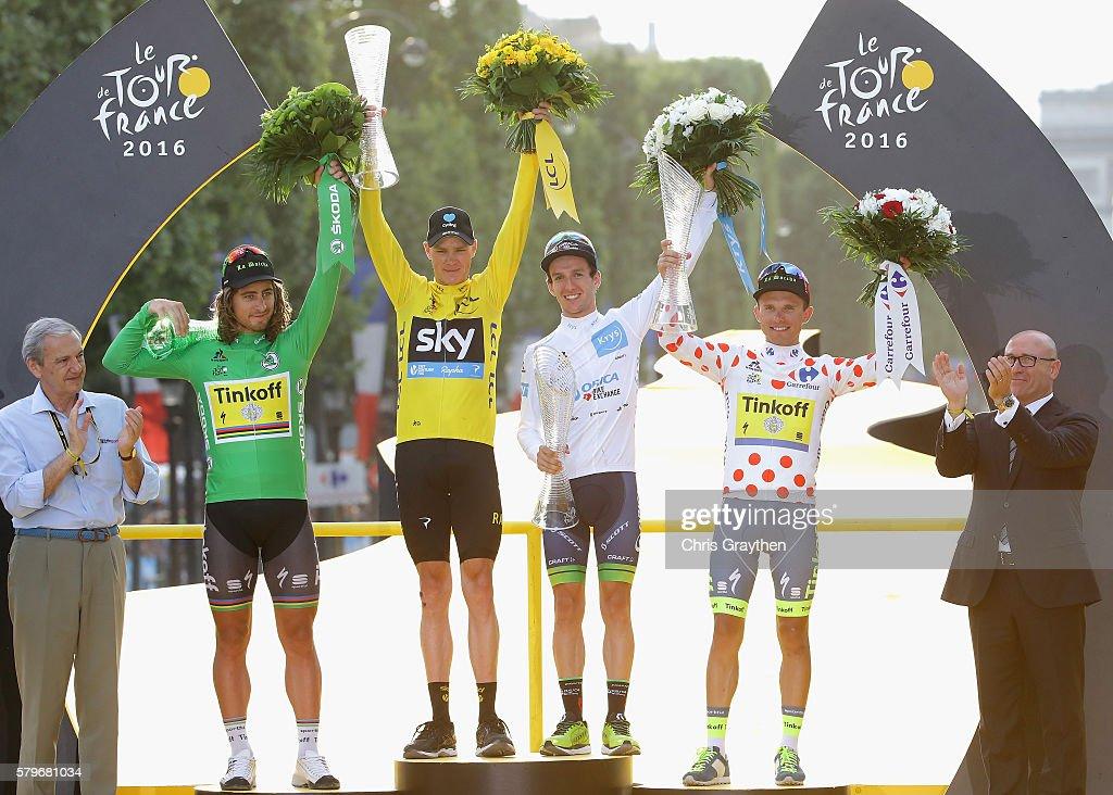 Le Tour de France 2016 - Stage Twenty One : News Photo