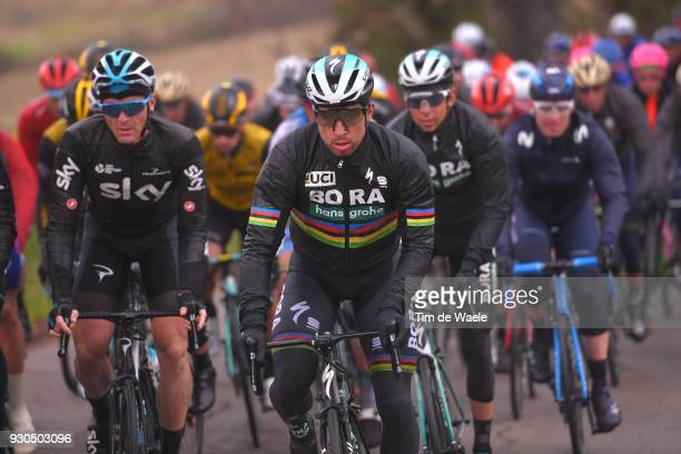 Peter Sagan of Slovakia during the 53rd TirrenoAdriatico 2018 Stage 5 a 178km stage from Castelraimondo to Filottrano 269mon March 11 2018 in...
