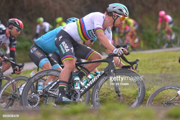 Peter Sagan of Slovakia during the 53rd TirrenoAdriatico 2018 Stage 6 a 153km stage from Numana to Fano on March 12 2018 in Fano Italy