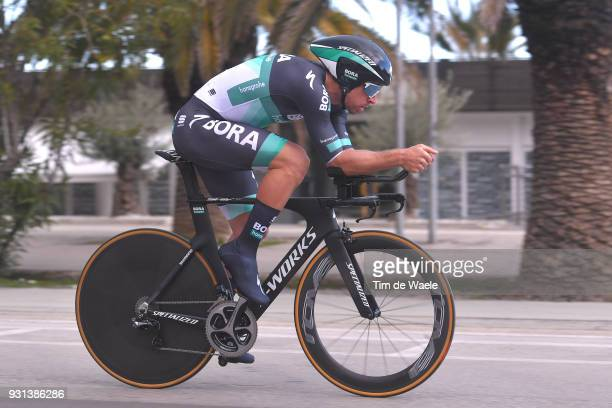 Peter Sagan of Slovakia during the 53rd TirrenoAdriatico 2018 Stage 7 a 105km Individual Time Trial stage in San Benedetto Del Tronto on March 13...