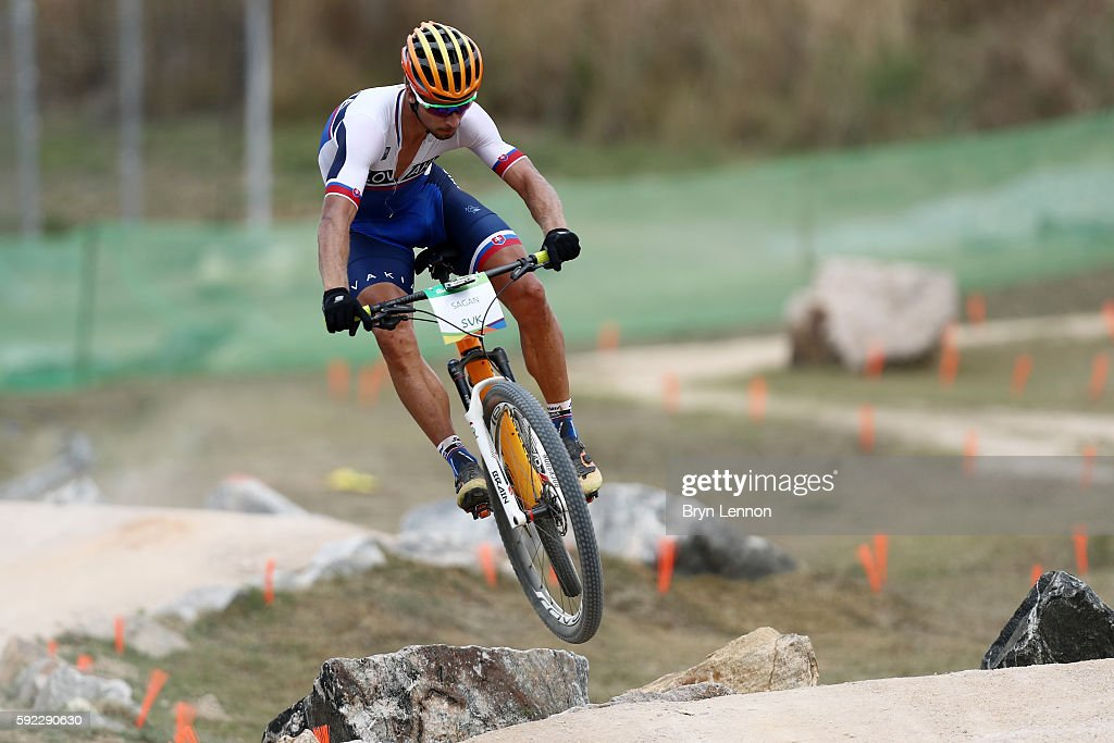 Cycling - Mountain Bike - Olympics: Day 15 : ニュース写真