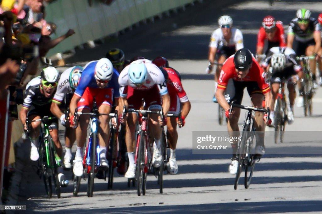 Le Tour de France 2017 - Stage Four : ニュース写真