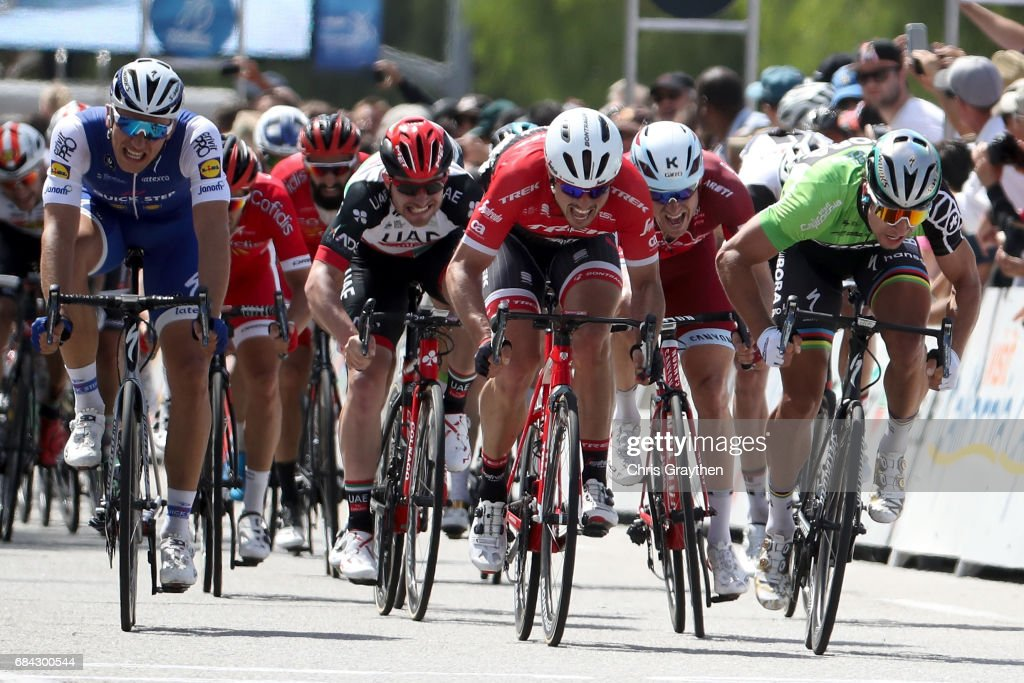 AMGEN Tour of California - Stage 4 Men's: Santa Barbara to Santa Clarita
