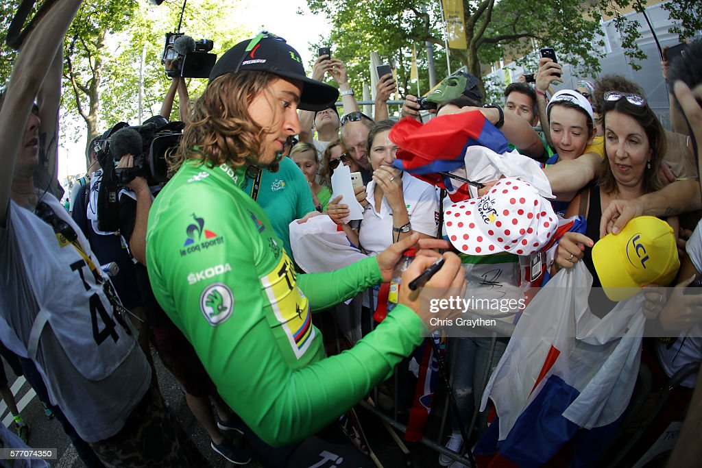 Le Tour de France 2016 - Stage Sixteen : ニュース写真