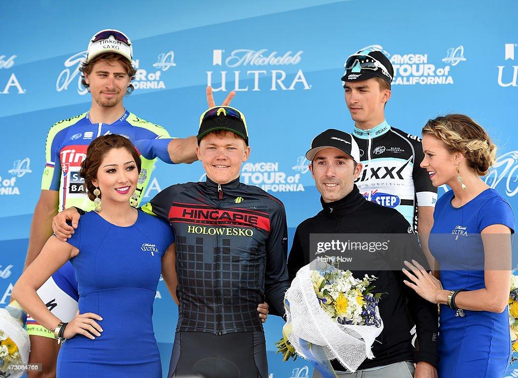 Amgen Tour of California - Men's Race Stage 3 : News Photo