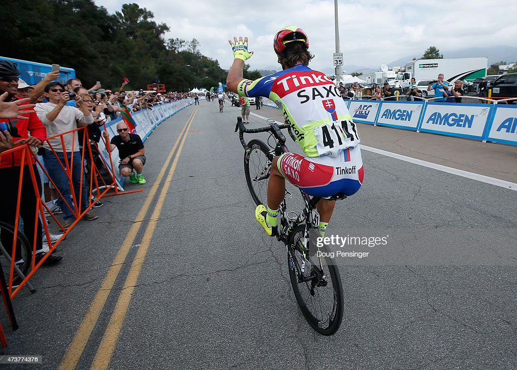 Amgen Tour of California - Men's Race Stage 8 : News Photo