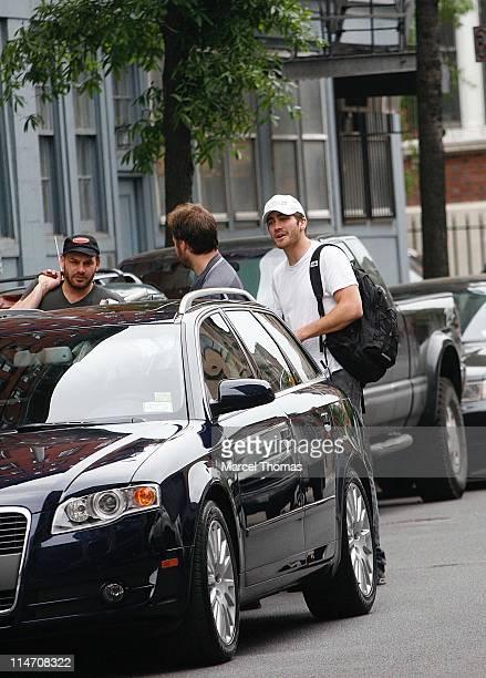 Peter Sarsgaard and Jake Gyllenhaal **Exclusive Coverage**