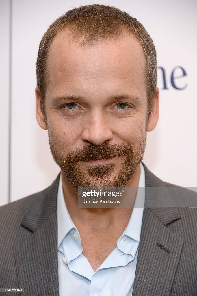 Peter Sarsgaard attends the 'Blue Jasmine' New York Premiere at the Museum of Modern Art on July 22, 2013 in New York City.