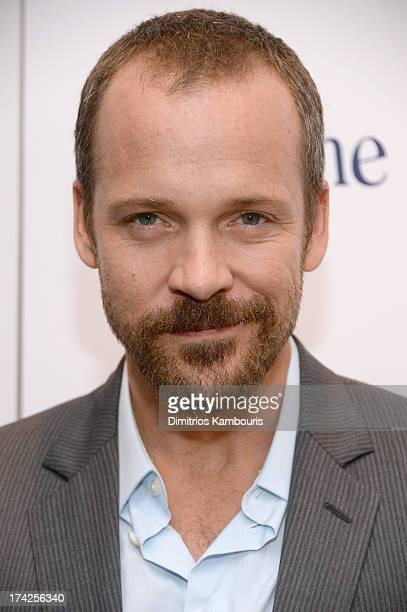 Peter Sarsgaard attends the 'Blue Jasmine' New York Premiere at the Museum of Modern Art on July 22 2013 in New York City