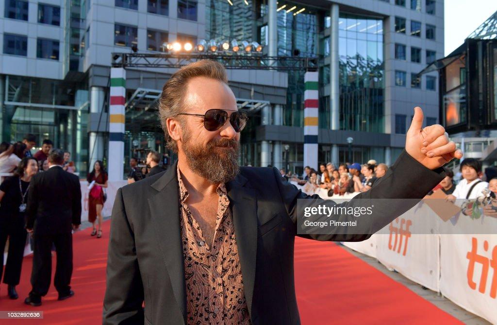 "CAN: 2018 Toronto International Film Festival - ""The Lie"" Premiere - Red Carpet"