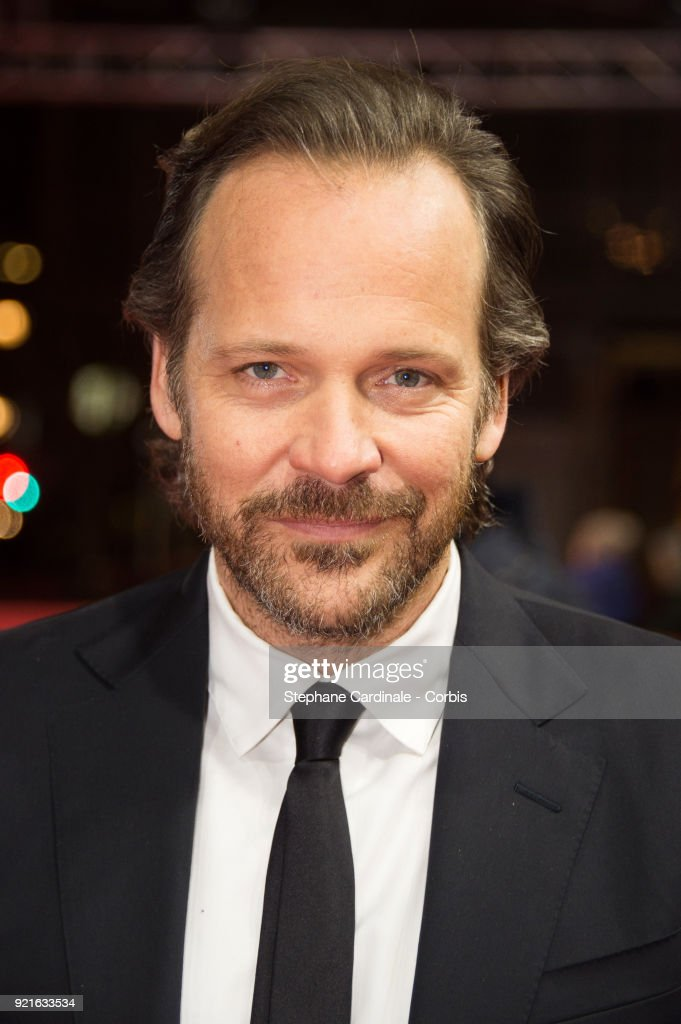 Peter Sarsgaard attends the 'The Looming Tower' premiere during the 68th Berlinale International Film Festival Berlin at Zoo Palast on February 20, 2018 in Berlin, Germany.