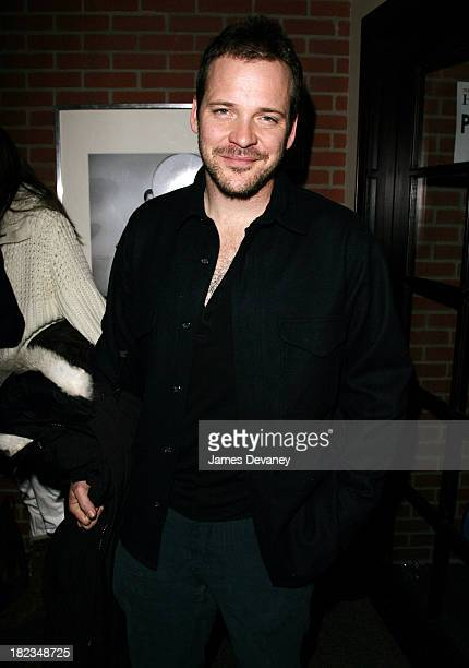 Peter Sarsgaard during 2007 Park City - Hollywood Life House - Year of the Dog After Party at Hollywood Life House in Park City, Utah, United States.