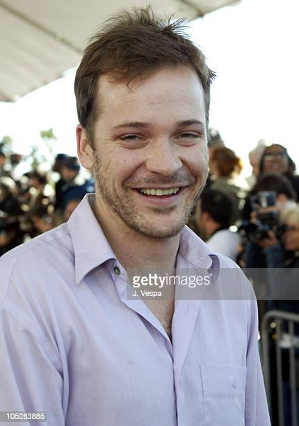 Peter Sarsgaard during The 19th Annual IFP Independent Spirit Awards Red Carpet at Santa Monica Pier in Santa Monica California United States
