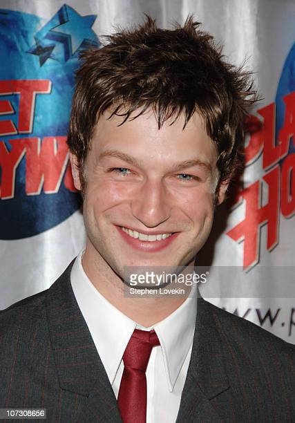 Peter Scanavino during Opening Night Party for Second Stage Theatre's Production of Eric Bogosian's subUrbia at Planet Hollywood Times Square in New...