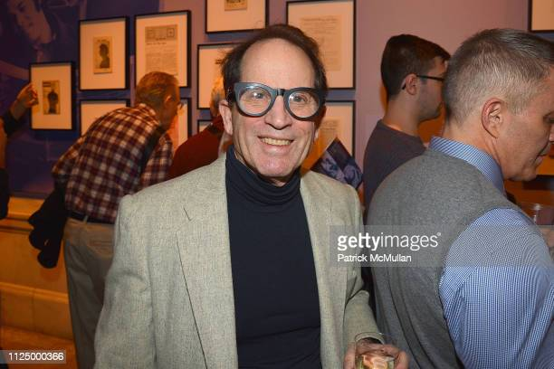 Peter Schlesinger attends Love Resistance Stonewall 50 at New York Public Library on February 14 2019 in New York City