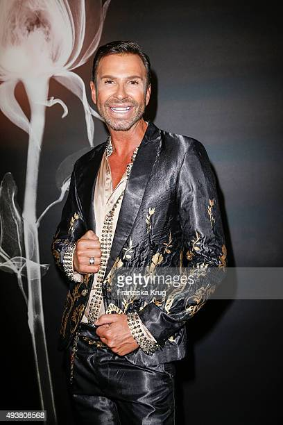 Peter Schmidinger attends the BABOR Opening Cocktail on October 22 2015 in Berlin Germany
