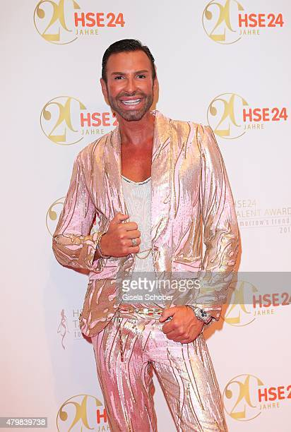 Peter Schmidinger during the 20 year anniversary event of the home shopping channel HSE24 at Ziegelei on July 7 2015 in Ismaning Germany