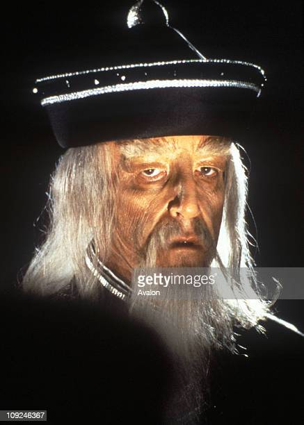 Peter Sellers British Actor In A Scene From His Film 'dr Fu Manchu'