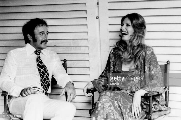 Peter Sellers. Catherine Schell. The Return of The Pink Panther. 1975.