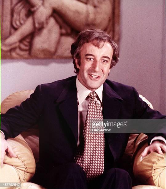 Peter Sellers portrait 1960s