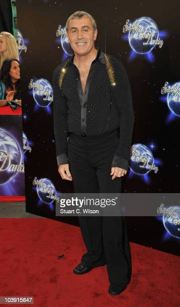 Peter Shilton attends the 'Strictly Come Dancing' Season 8 Launch Show at BBC Television Centre on September 8 2010 in London England