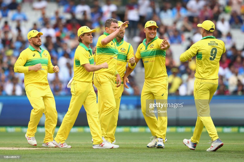Australia v India - ODI: Game 3 : News Photo