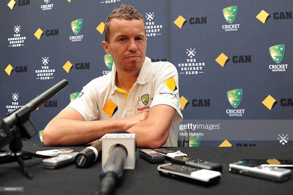 Australian Men's Cricket Team Fan Day In Brisbane