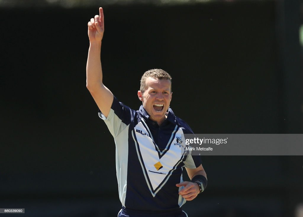 JLT One Day Cup - VIC v SA