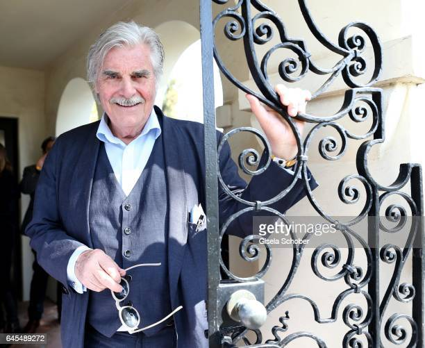 Peter Simonischek during the German Oscar nominees reception at The Villa Aurora on February 25, 2017 in Pacific Palisades, California.