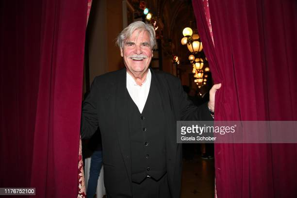 Peter Simonischek during the Hessian Film and Cinema Award at Alte Oper on October 18, 2019 in Frankfurt am Main, Germany.