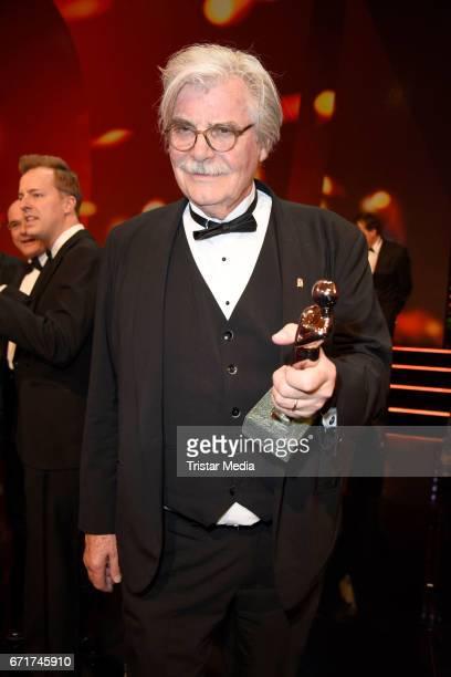 Peter Simonischek during the ROMY award at Hofburg Vienna on April 22 2017 in Vienna Austria