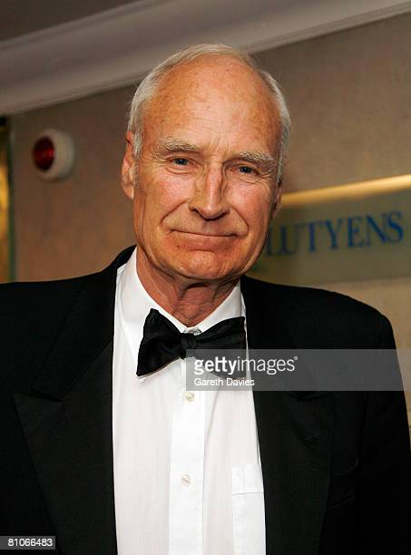 Peter Snow arrives at the Sony Radio Academy Awards at the Grosvenor House Hotel on May 12 2008 in London England