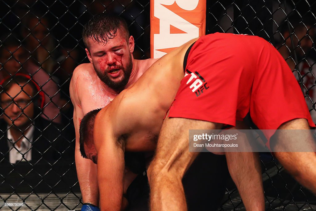 UFC Fight Night: Dalby v Sobotta : News Photo