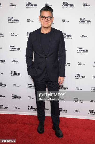 Peter Som attends The Center Dinner 2018 at Cipriani Wall Street on April 19 2018 in New York City