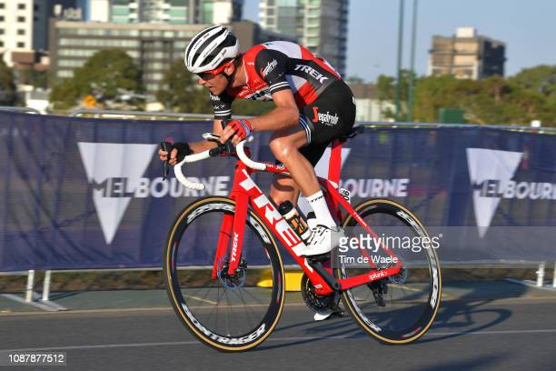 Peter Stetina of The United States and Team TrekSegafredo / during the 3rd Toward Zero Race Melbourne 2019 Elite Men's Criterium a 742km Sprint...