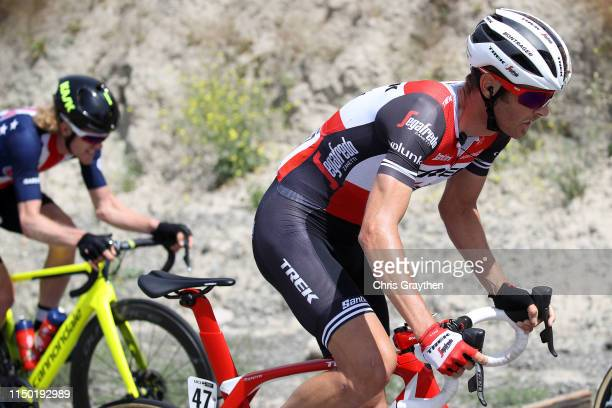 Peter Stetina of The United States and Team TrekSegafredo / during the 14th Amgen Tour of California 2019 Stage 7 a 126km stage from Santa Clarita to...