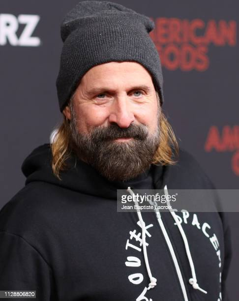 Peter Stormare attends the premiere of STARZ's 'American Gods' season 2 at Ace Hotel on March 05 2019 in Los Angeles California