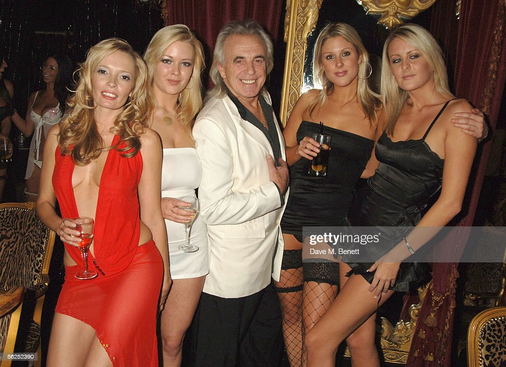 Peter Stringfellow - 65th Birthday Party
