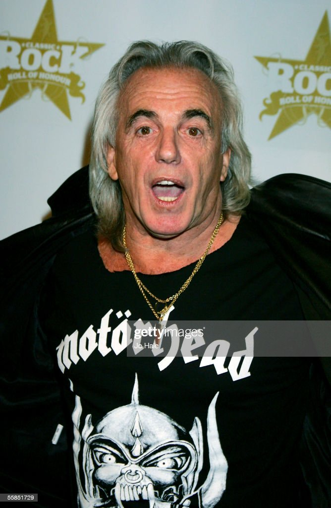 Peter Stringfellow arrives at the Classic Rock Roll Of Honour, the music magazine's inaugural awards, at Cafe de Paris on October 4, 2005 in London, England. Categories include Album Of The Year, Band Of The Year, Best Reissue, Classic Rock Collection and Classic Rock Event Of The Year. Peter String presents his friend Motorhead frontman Lemmy with Living Legend Award.