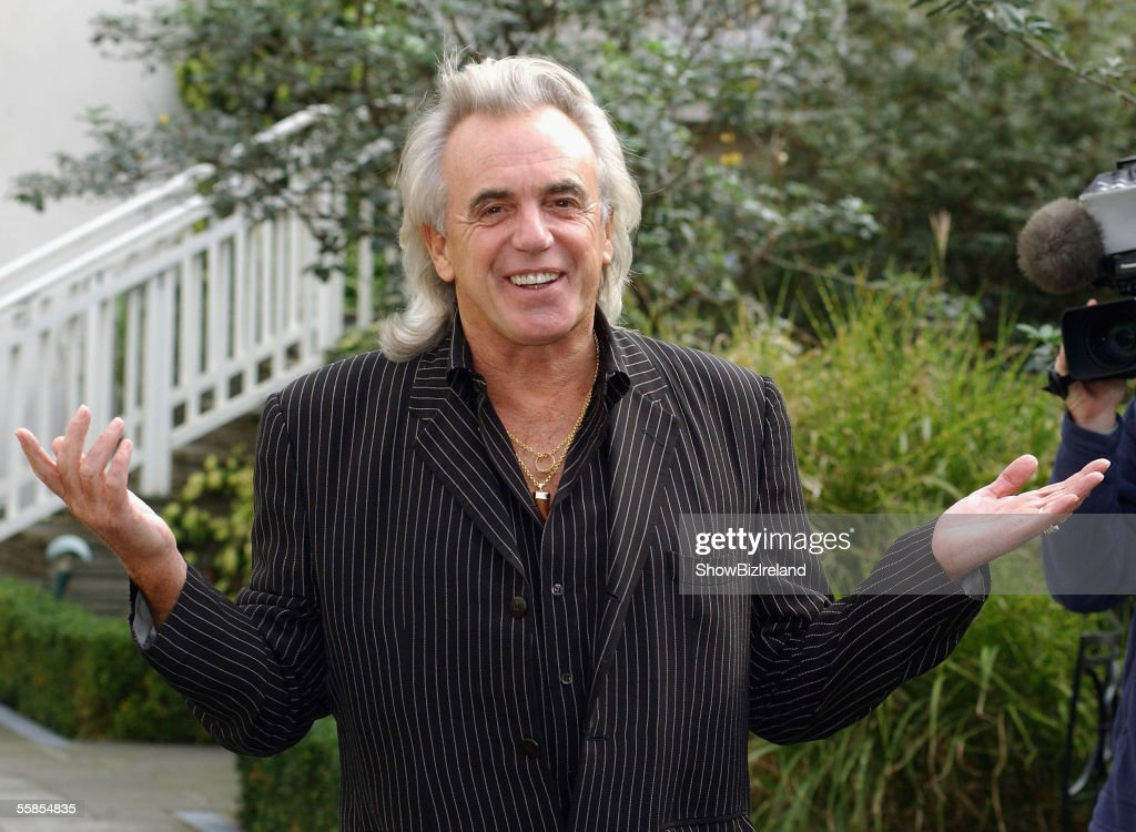 Peter Stringfellow Announces The Opening Of His First Club In Ireland