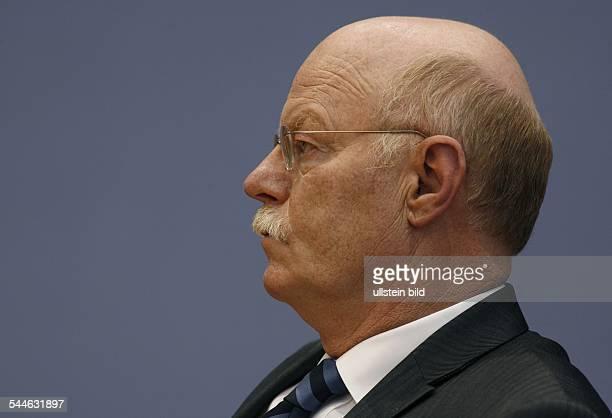 Peter Struck Fraktionsvorsitzender der SPD D
