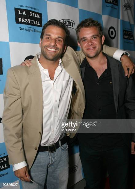 Peter Sussman and Nick Stahl