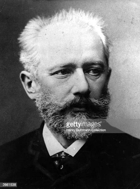 Peter Tchaikovsky the Russian composer